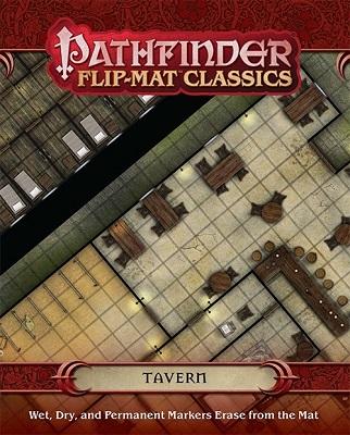 Pathfinder: Game Mastery: Flip-Mat: Tavern