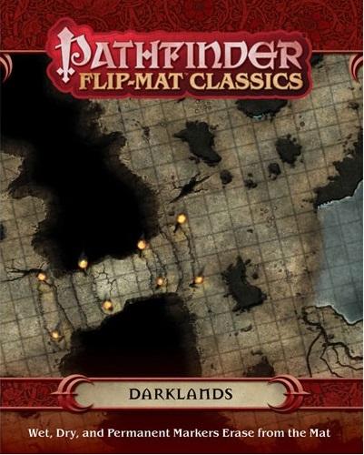 Pathfinder: Flip-Mat: Classics Darklands