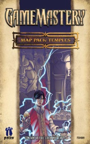 Pathfinder: Game Mastery: Map Pack: Temples