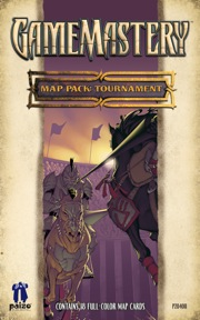 Pathfinder: Game Mastery: Map Pack: Tournament