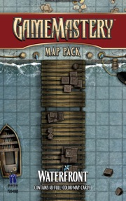 Pathfinder: Game Mastery: Map Pack: Waterfront