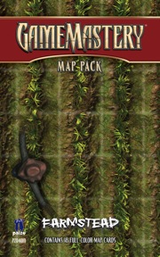 Pathfinder: Game Mastery: Map Pack: Farmstead