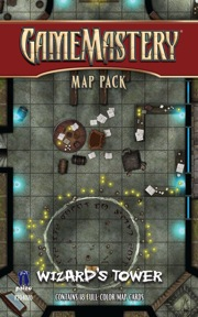Pathfinder: Game Mastery: Map Pack: Wizards Tower