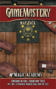 Pathfinder: Game Mastery: Map Pack: Magic Academy