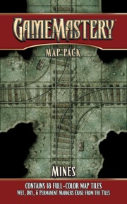 Pathfinder: Game Mastery: Map Pack: Mines
