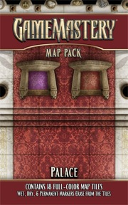 Pathfinder: Game Mastery: Map Pack: Palace