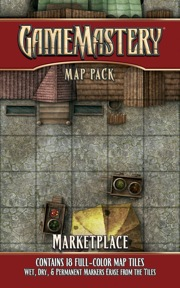 Pathfinder: Game Mastery: Map Pack: MarketPlace