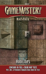 Pathfinder: Game Mastery: Map Pack: RoofTops