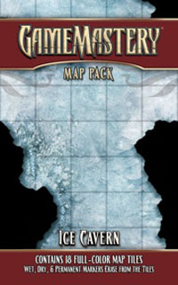 Pathfinder: Game Mastery: Map Pack: Ice Caverns