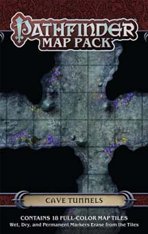 Pathfinder: Map Pack: Cave Tunnels