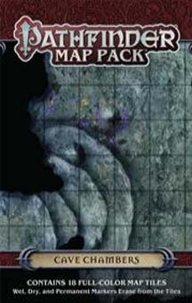 Pathfinder: Map Pack: Cave Chambers