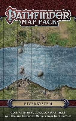 Pathfinder: Map Pack: River System Pack