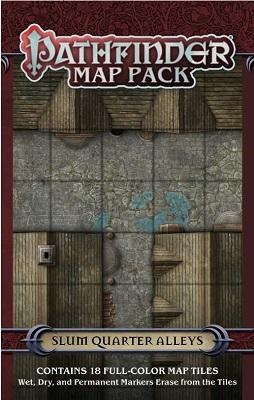 Pathfinder: Map Pack: Slum Quarter Alleys