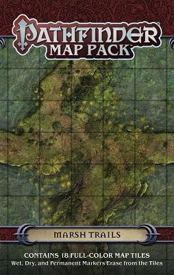 Pathfinder: Map Pack: Marsh Trails