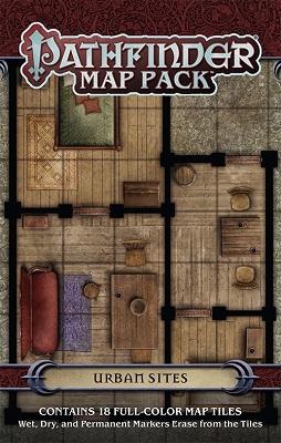 Pathfinder: Map Pack: Urban Sites
