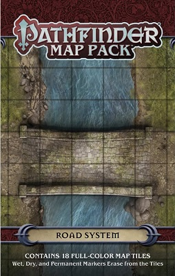 Pathfinder: Map Pack: Road System
