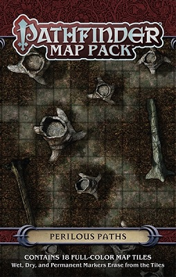 Pathfinder: Map Pack: Perilous Paths