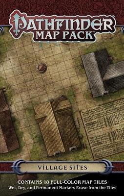 Pathfinder: Map Pack: Village Sites