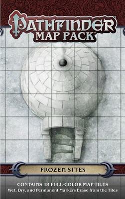 Pathfinder: Map Pack: Frozen Sites