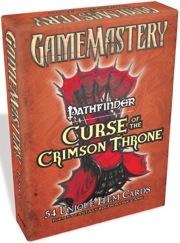 Pathfinder: Game Mastery: Curse of the Crimson Throne