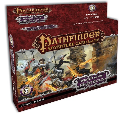 Pathfinder Adventure Card Game: Wrath of the Righteous 2: Sword of Valor