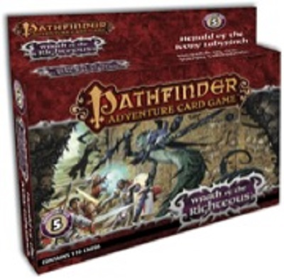 Pathfinder: Adventure Card Game: Wrath of the Lich King: Herald of Ivory Labyrinth
