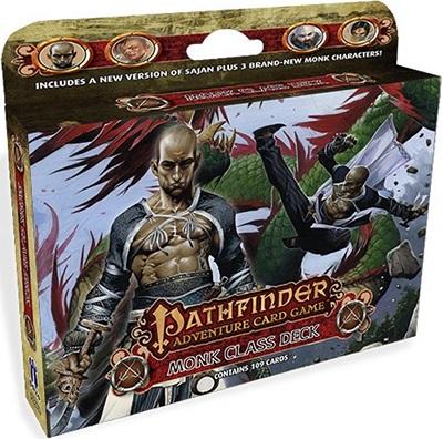 Pathfinder: Adventure Card Game: Class Deck: Monk