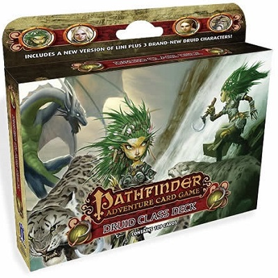 Pathfinder: Adventure Card Game: Class Deck: Druid