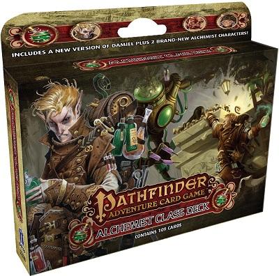 Pathfinder: Adventure Card Game: Class Deck: Alchemist