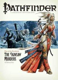 Pathfinder: Rise of the Runelords: The Skinsaw Murders - used