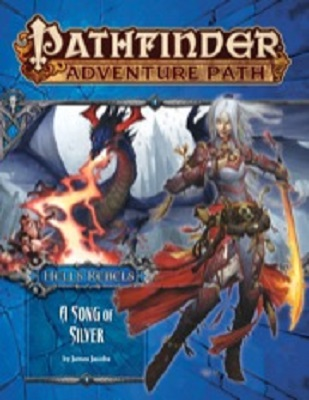 Pathfinder: Adventure Path: Hells Rebels: A Song of Silver - Used