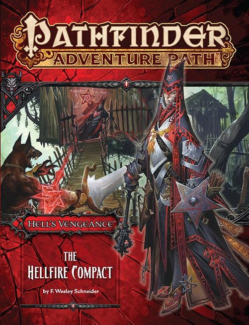 Pathfinder: Adventure Path: Hells Vengeance: The Hellfire Compact