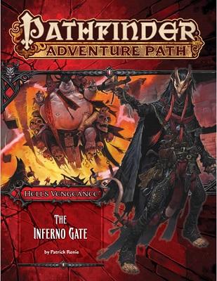 Pathfinder: Adventure Path: Hells Vengeance: The Inferno Gate