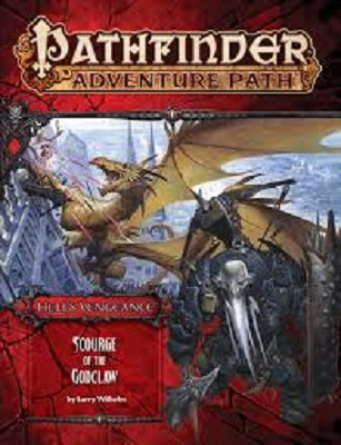 Pathfinder: Adventure Path: Hells Vengeance: Scourge of the Godclaw