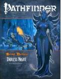 Pathfinder: Adventure Path: Second Darkness: Endless Night - Used