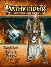 Pathfinder: Adventure Path: Serpents Skull: Vaults of Madness