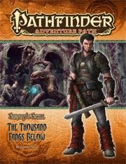Pathfinder: Adventure Path: Serpents Skull: The Thousand Fangs Below