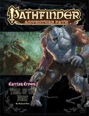 Pathfinder: Adventure Path: Trial of The Beast