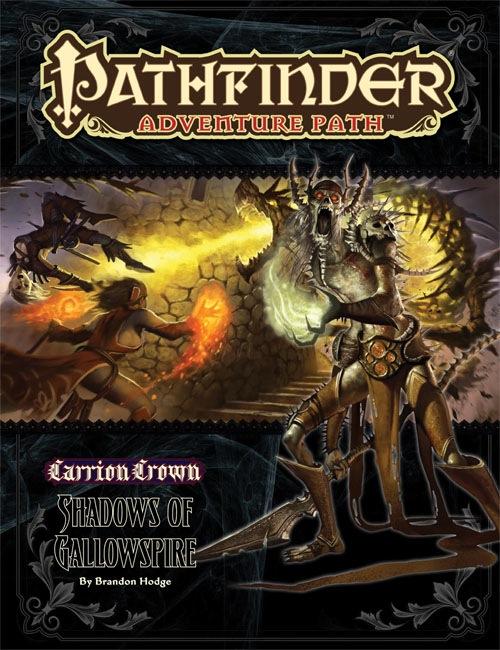 Pathfinder: Adventure Path: Carrion Crown: Shadows of Gallowspire