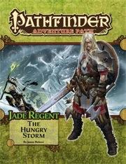 Pathfinder: Adventure Path: Jade Regent: The Hungry Storm