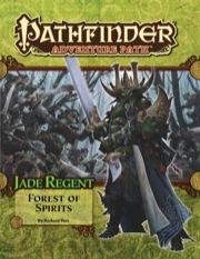 Pathfinder: Adventure Path: Jade Regent: Forest of Spirits