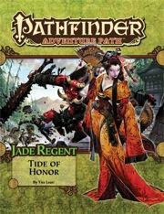 Pathfinder: Adventure Path: Jade Regent: Tide of Honor