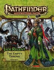 Pathfinder: Adventure Path: Jade Regent: The Empty Throne