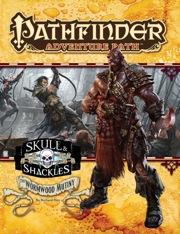 Pathfinder: Adventure Path: Skull and Shackles: the Wormwood Mutiny