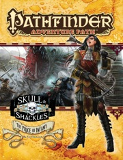 Pathfinder: Adventure Path: Skull and Shackles: the Price of Infamy