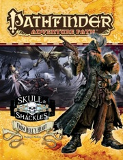 Pathfinder: Adventure Path: Skull and Shackles: From Hells Heart