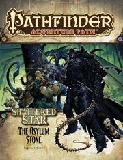 Pathfinder: Adventure Path: Shattered Star: The Asylum Stone