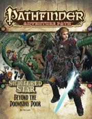 Pathfinder: Adventure Path: Shattered Star: Beyond the Doomsday Door