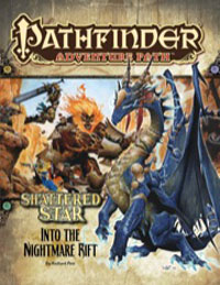 Pathfinder: Adventure Path: Shattered Star: Into the Nightmare Rift