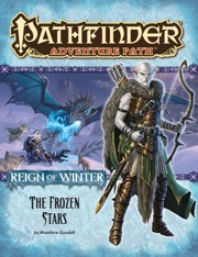 Pathfinder: Adventure Path: Reign of Winter: The Frozen Stars
